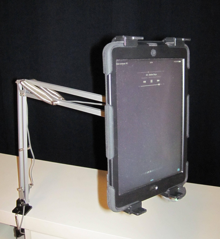 IkeaHack: Tertial iPad holder