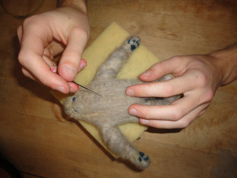 Add the Fur