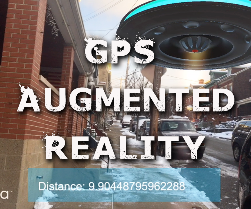 How to Markerless GPS Based Augmented Reality.