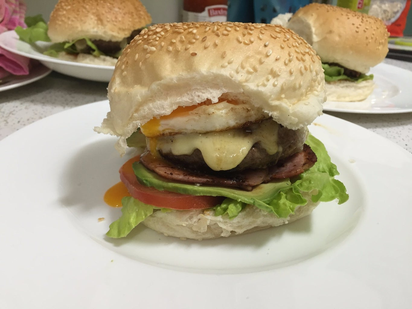 Form Your Burger