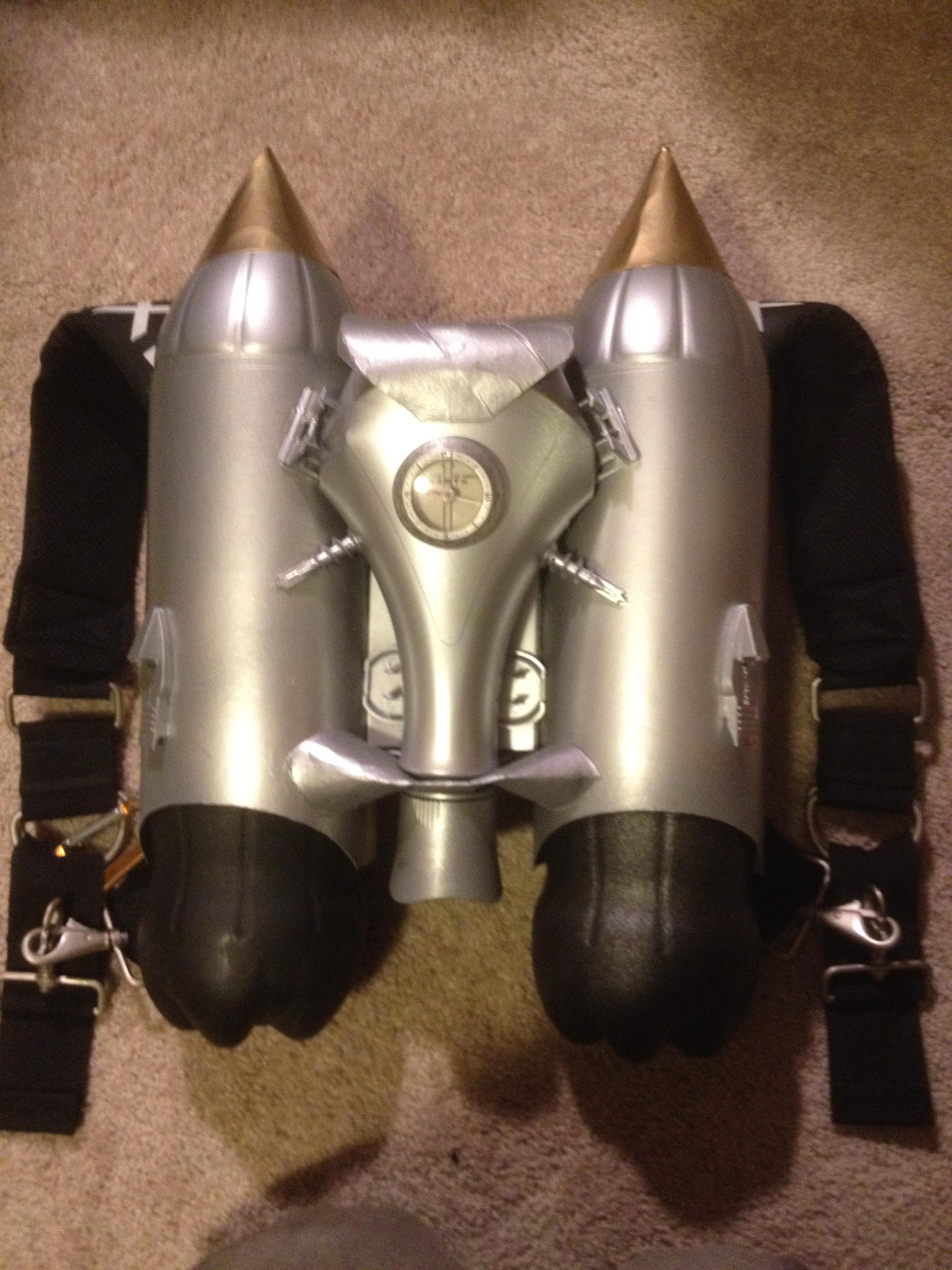 Rocketeer JETPACK!