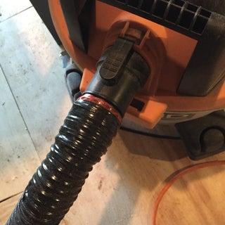 Shop Vac Hose Cheap/easy Upgrade