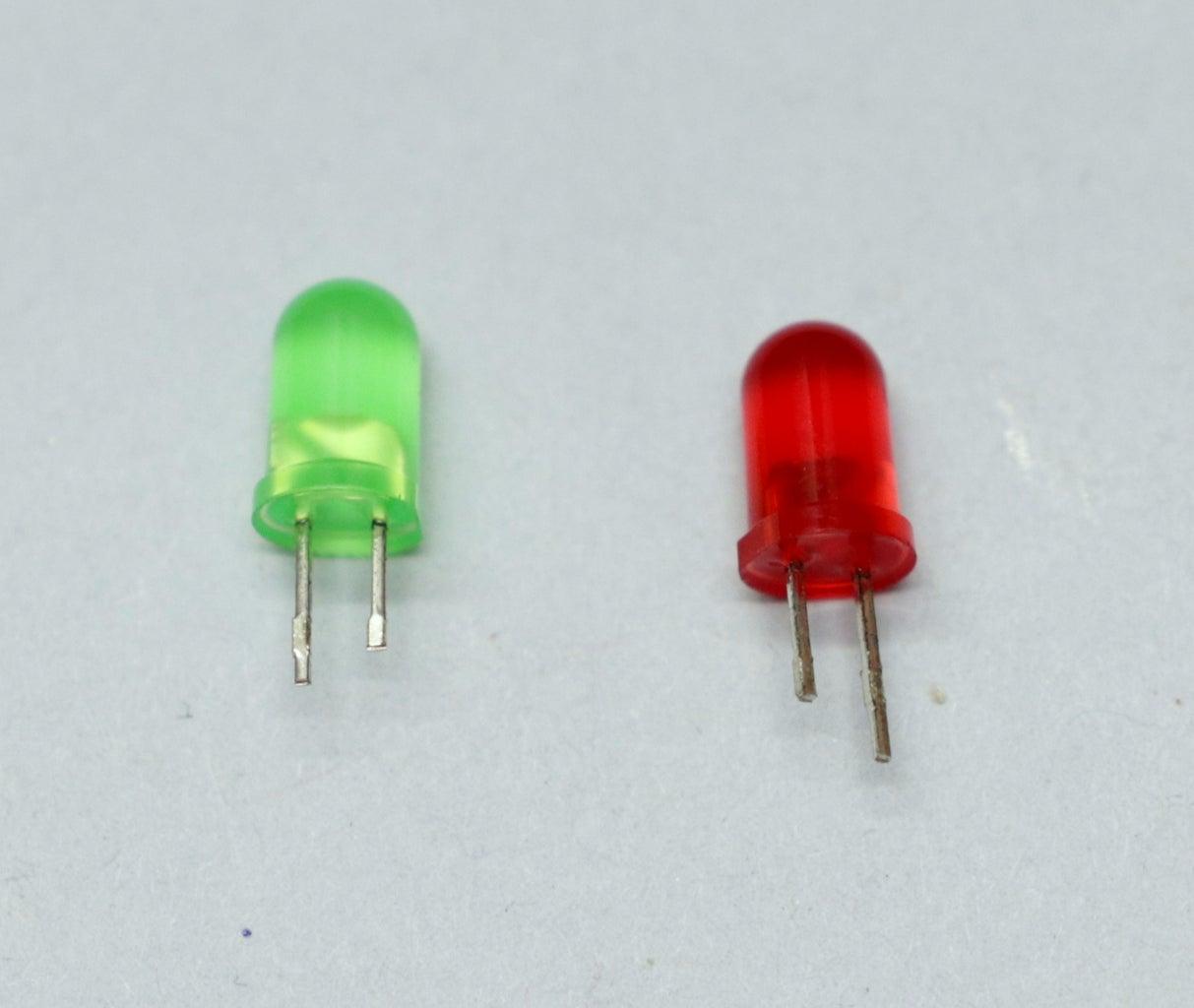 Solder the Charging Status LEDs