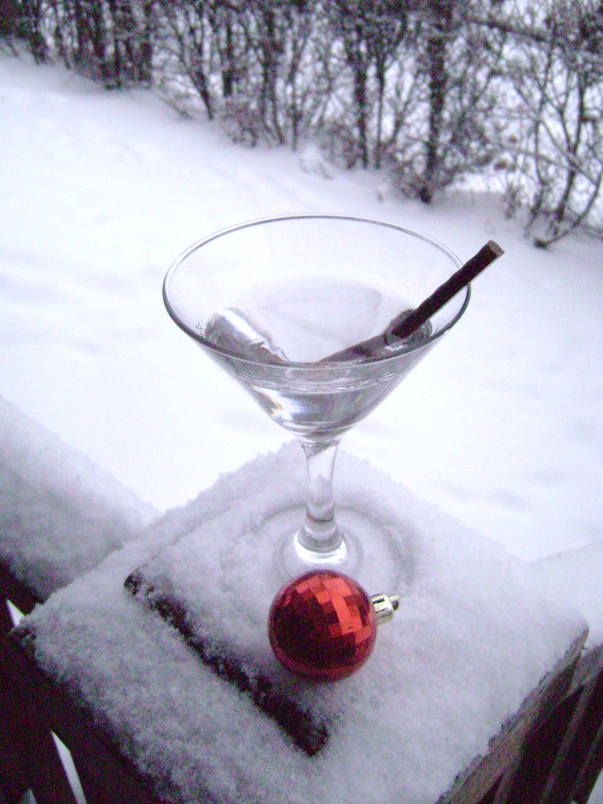 Polar Bear Martini