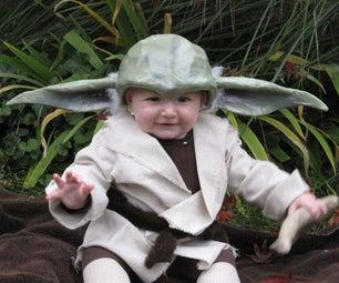 Yoda Costume for Baby