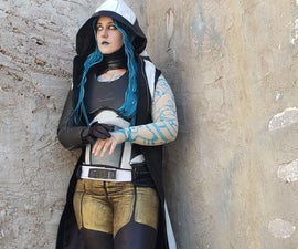 Borderlands 3 Costume Build: Maya the Siren
