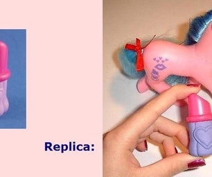 Replicate Lost Parts With Sculpey!