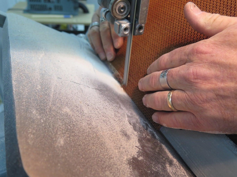 Machine Honeycomb Edges (Chamfers)