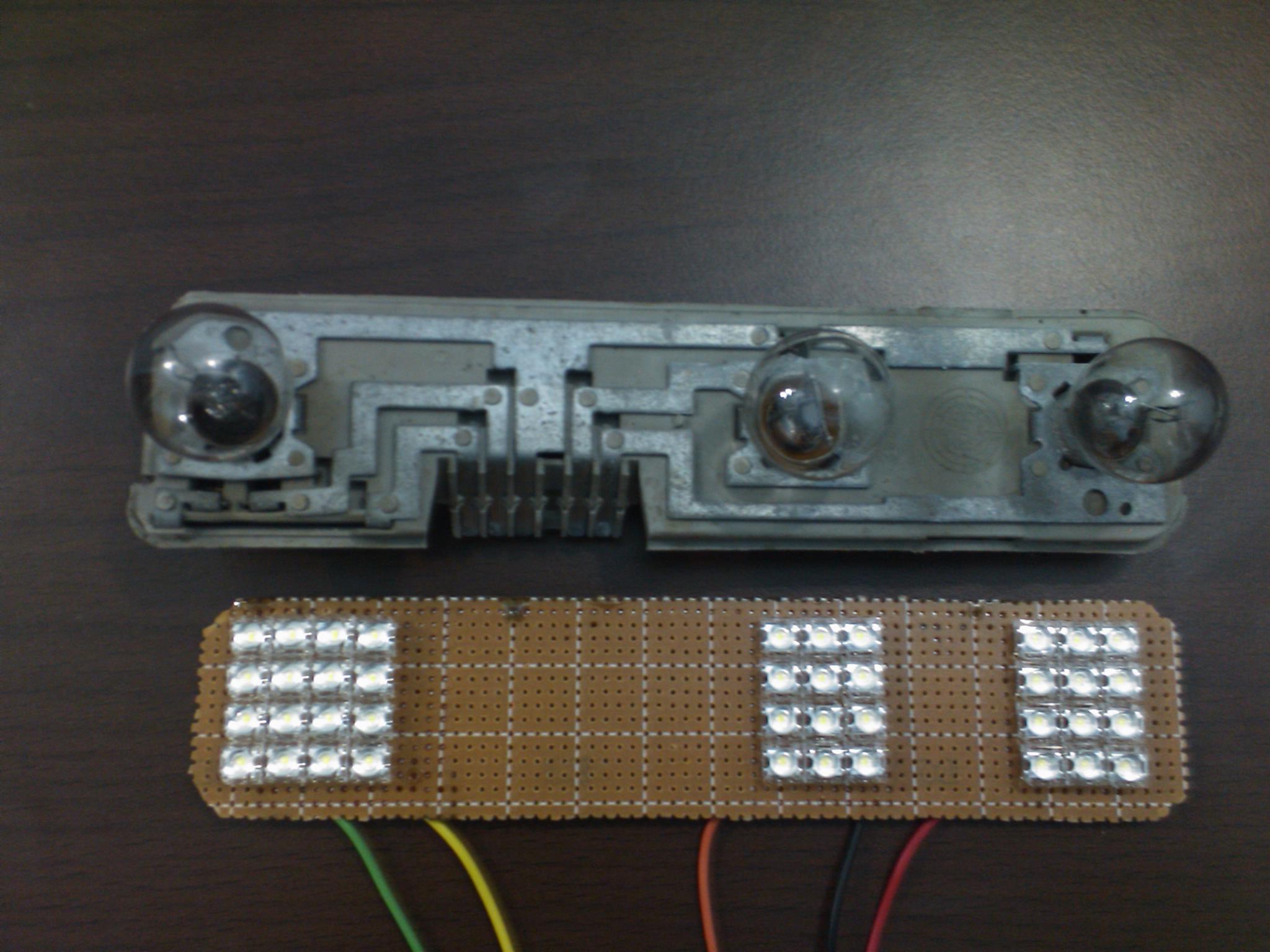 LED CAR TAIL LAMPS