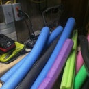 Pipe Insulation From Pool Noodles