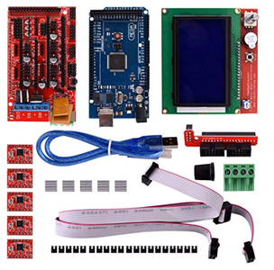 RAMPS and Arduino