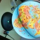 IoT-cloud Globe Light