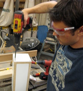 Making the Outer Formwork