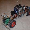 RoverBluetooth: Arduino-based Bluetooth Car