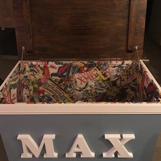 Beautiful Wood Toy Box