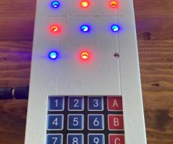 neo像素tic tac toe(arduino uno)