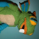 Murky (the Murloc) Crochet Doll