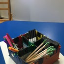 Table Organizer for School Tools 2