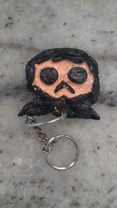 Jon Snow Key Chain