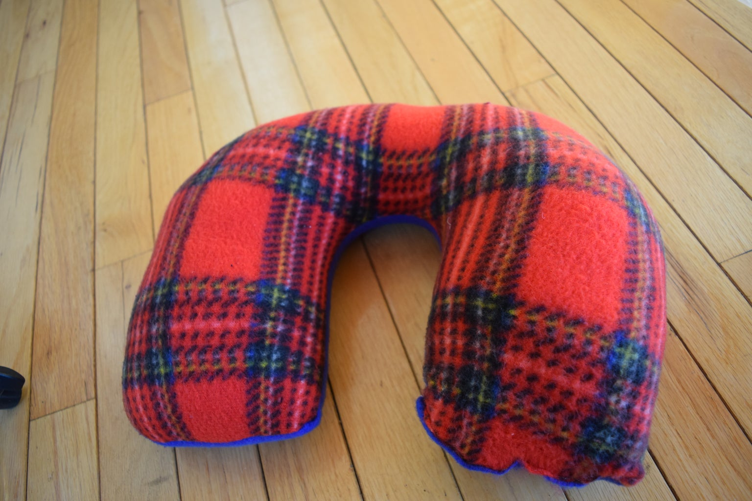 The Neck Pillow (part Two)