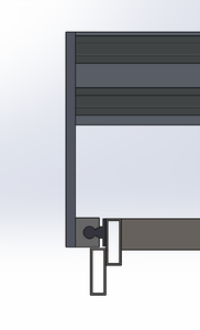 Integrating the Belt Design Into the Y-axis