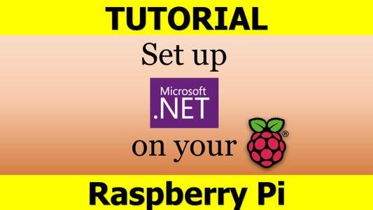 How to Set Up Dotnet on Raspberry Pi