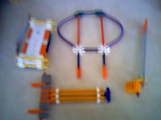 Knex sports pack