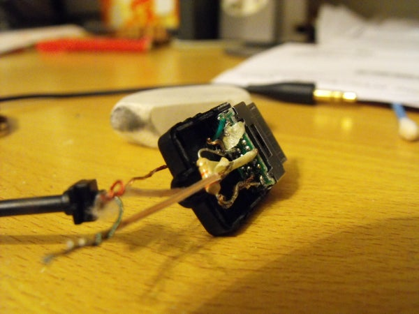 LineOut Cable for Sony Walkman With Wm-port