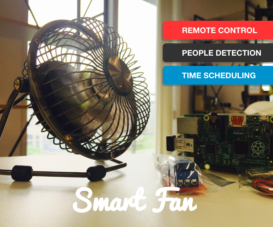 Smart Electric Fan