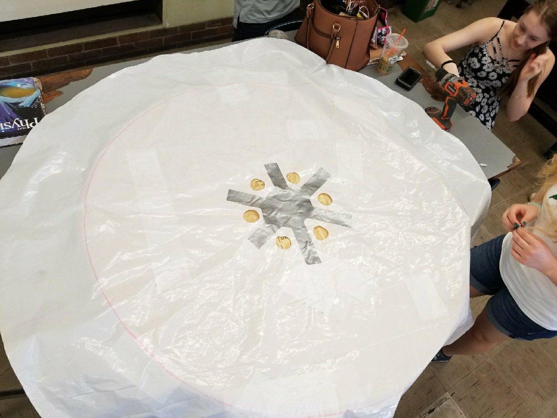 Cut and Attach Plexi Glass