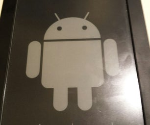 Android on Kobo Touch E-book Reader