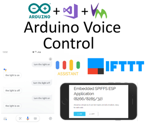 Voice Controlled Arduino