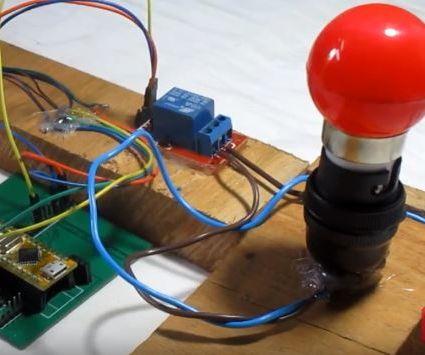 Automated Safety Locker Using Arduino