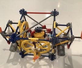 K'nex Dual Motor Differential