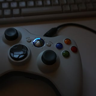 Xbox 360 Wireless Controller Ring of Light
