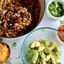 Taco Mac   Lazy One Pot Meal   Easy Recipe