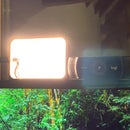 Zoomlight - a Mini USB-powered Softbox for Video Calls and Streaming