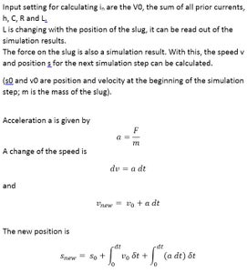 Mechanical Calculations