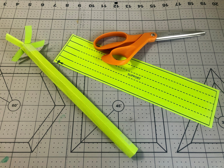 DIY Support Struts
