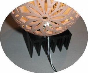 LED-Powered Ornamental Light