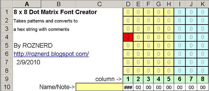 Open the Generator File - Get Excel Setup