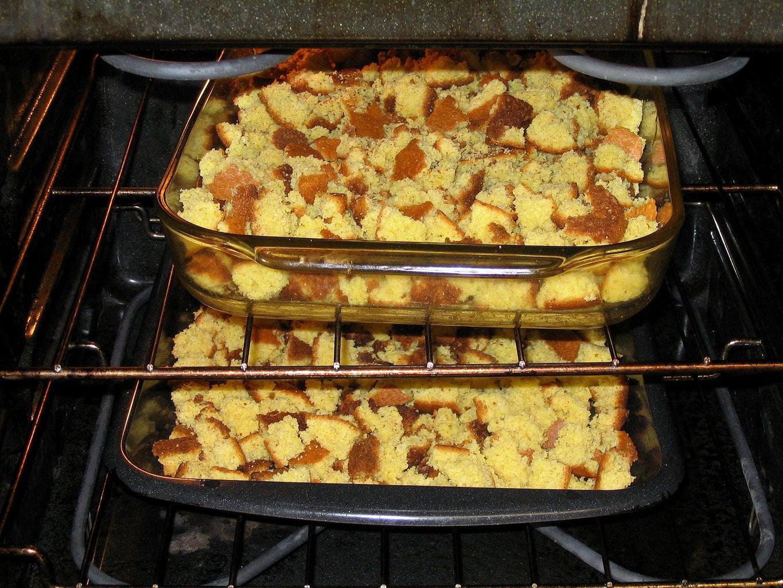 Toast Cornbread