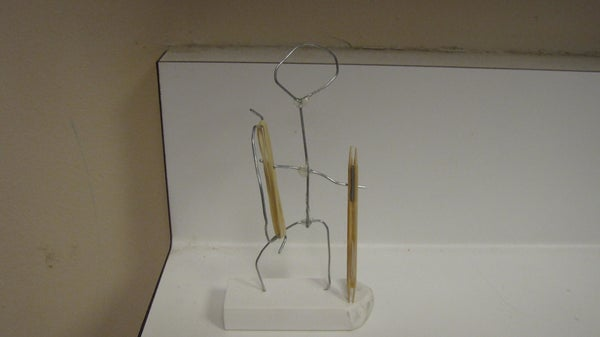 Office Supplies Bow and Arrow