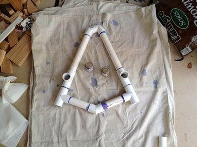 Assemble Segments 1-7 (Main Body)