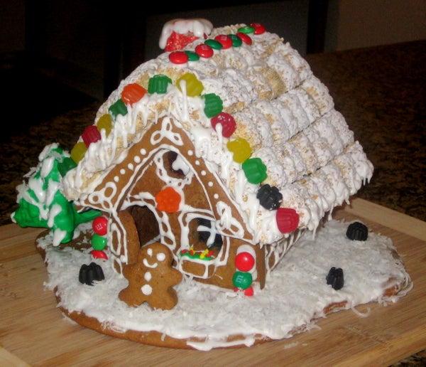 Little Gingerbread Cottage