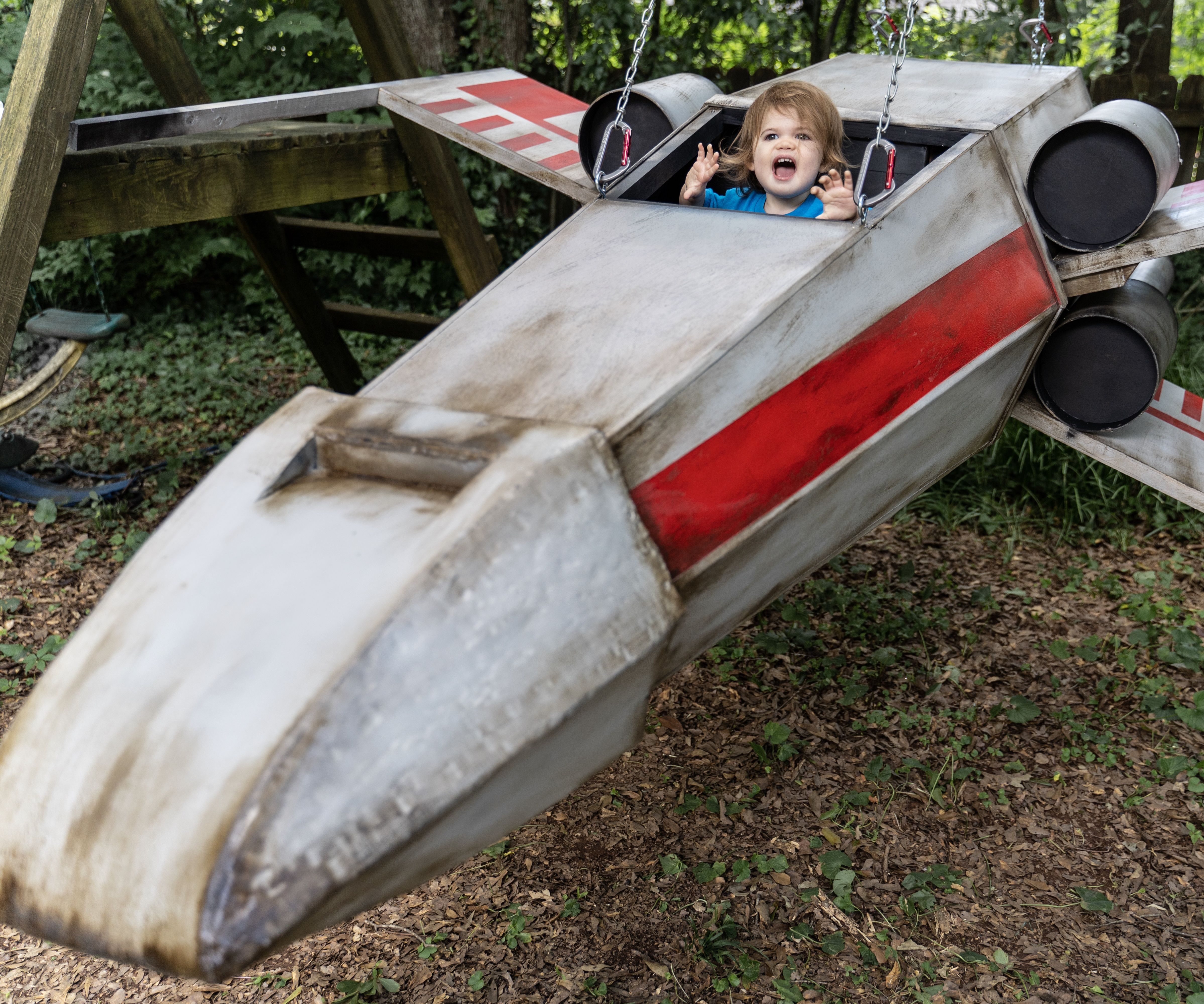 X-Wing Play-set Swing