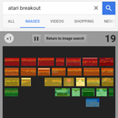 Play Atari Breakout in Google Chrome!