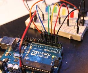 DIY Arduino Simple LED Timer Circuit