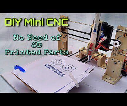 GRBL Based DIY Drawing Machine