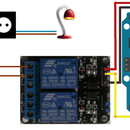 Plug And Play remote relay (Raspberry and Arduino and reading sensors)